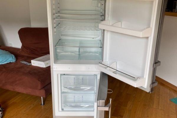 Kühlschrank Liebherr Doppeltür Kühl-Gefrier Automat