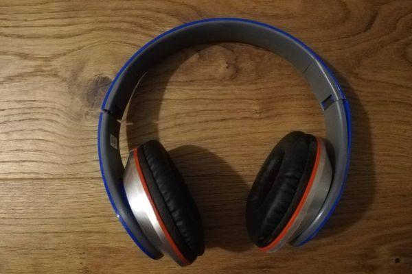 Kopfhörer unbenutzt