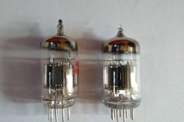 Audio-Röhren für Röhrenvorverstärker NEU!