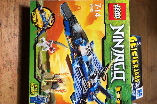Lego Ninjago Jet