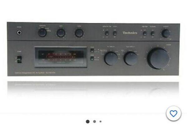 Verstärker TECHNICS SU 8055K