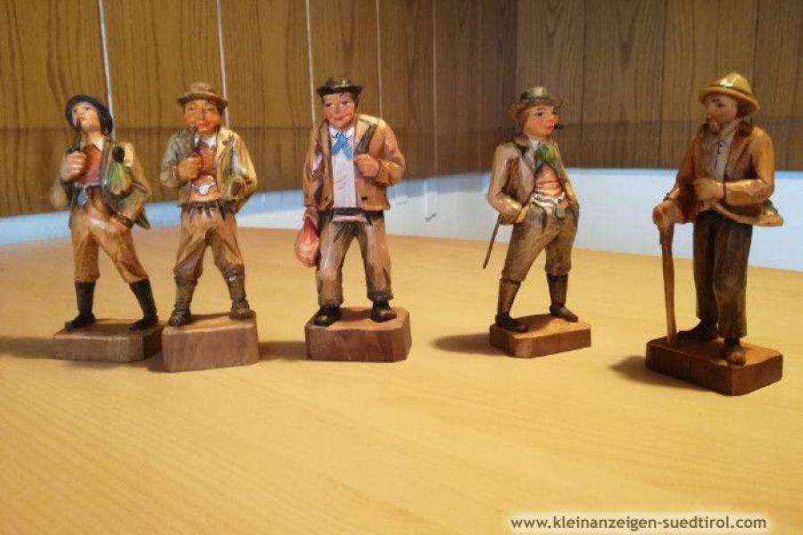 Holzfiguren - Bild 1