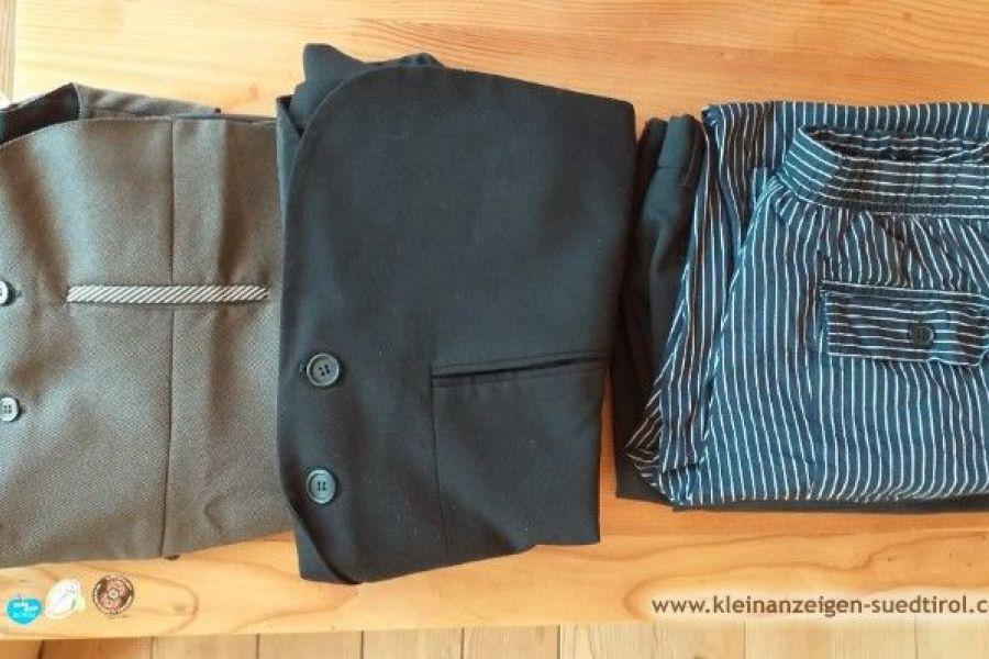 Bekleidung für Hotelfachschule zu verschenken - Bild 1