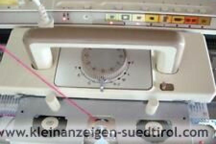 Zwei-Bett-Strickmaschine - Bild 1