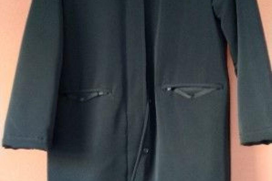 schwarze Jacke, Gr. 42,   25 Euro - Bild 1