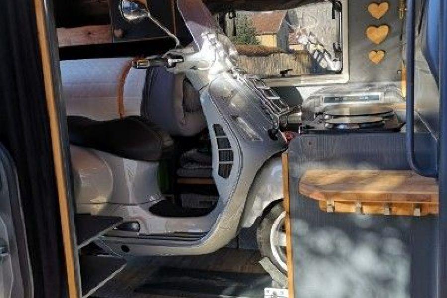 Verkaufe Camper Mercedes Sprinter316cdi €36.800,00 - Bild 4