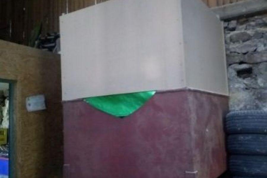 Stahlsilo zu verkaufen - Bild 1