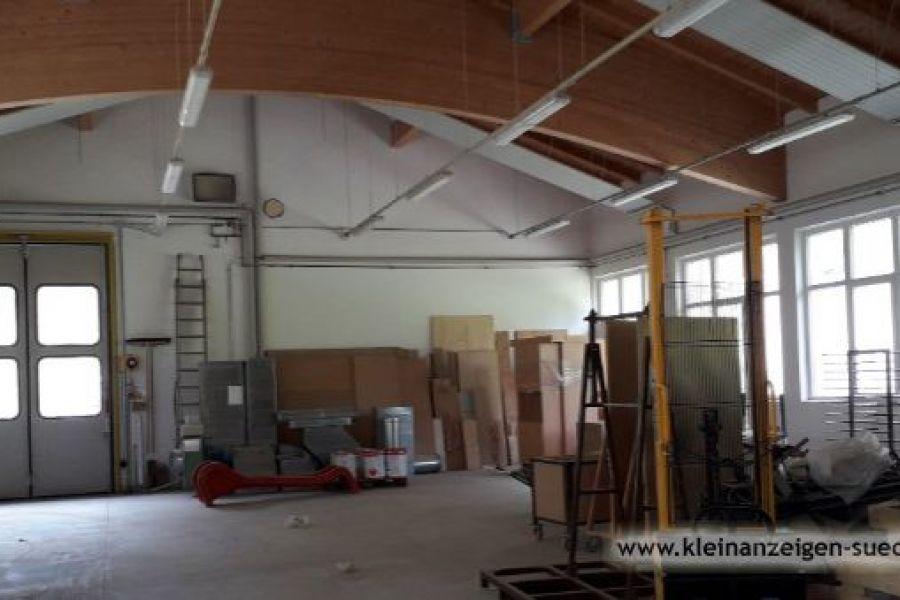 Lager, Produktion, Ausstellung, Versch. Stellplätz - Bild 1