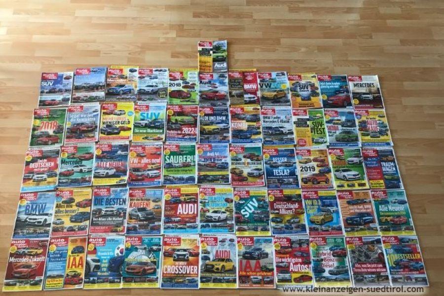 56 Auto Motor und Sport Zeitschriften 30€ - Bild 1