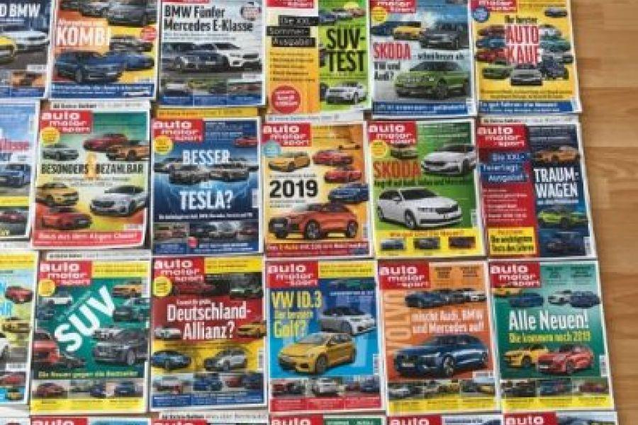 56 Auto Motor und Sport Zeitschriften 30€ - Bild 2