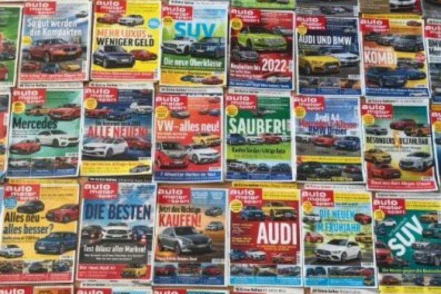 56 Auto Motor und Sport Zeitschriften 30€ - Bild 3