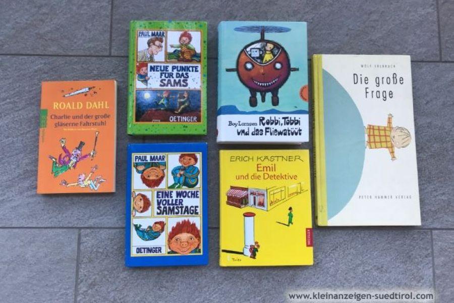 6 Bücher zu verkaufen 15€ - Bild 1