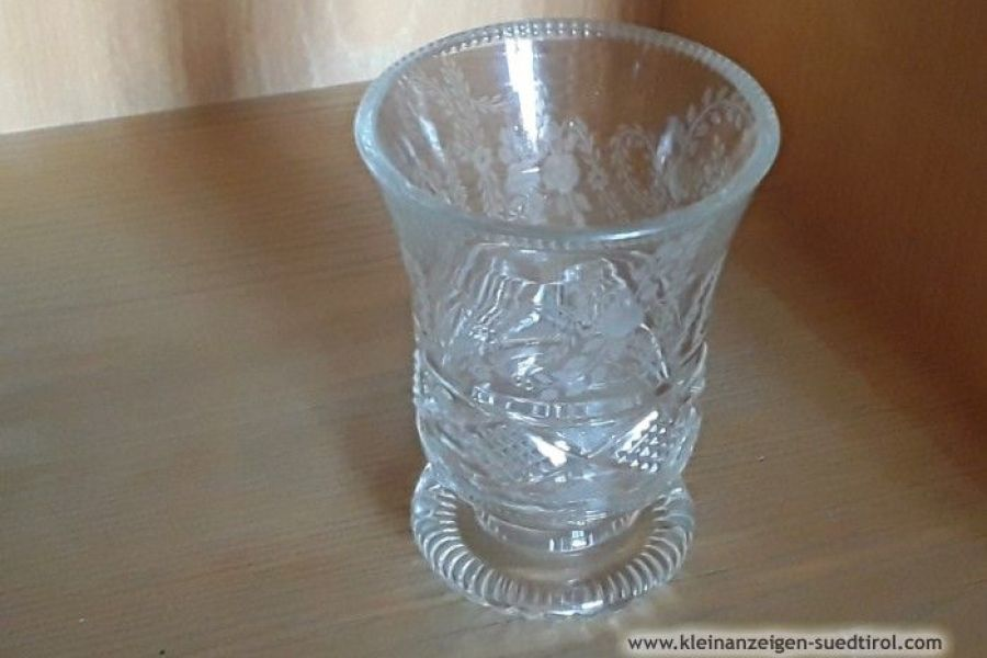 Wasserkelch graviert 25€ - Bild 1