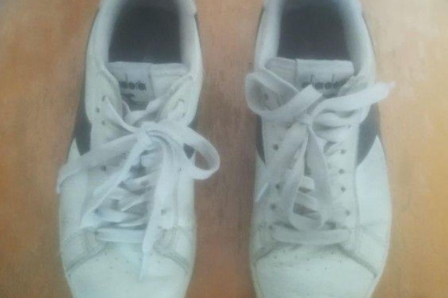 Verkaufe Diadora Sneakers, Gr. 37 - Bild 1