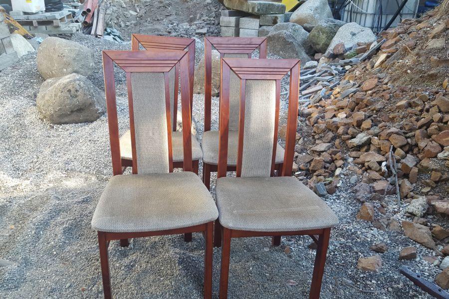 Küchentisch mit 4 Stühle - Bild 1
