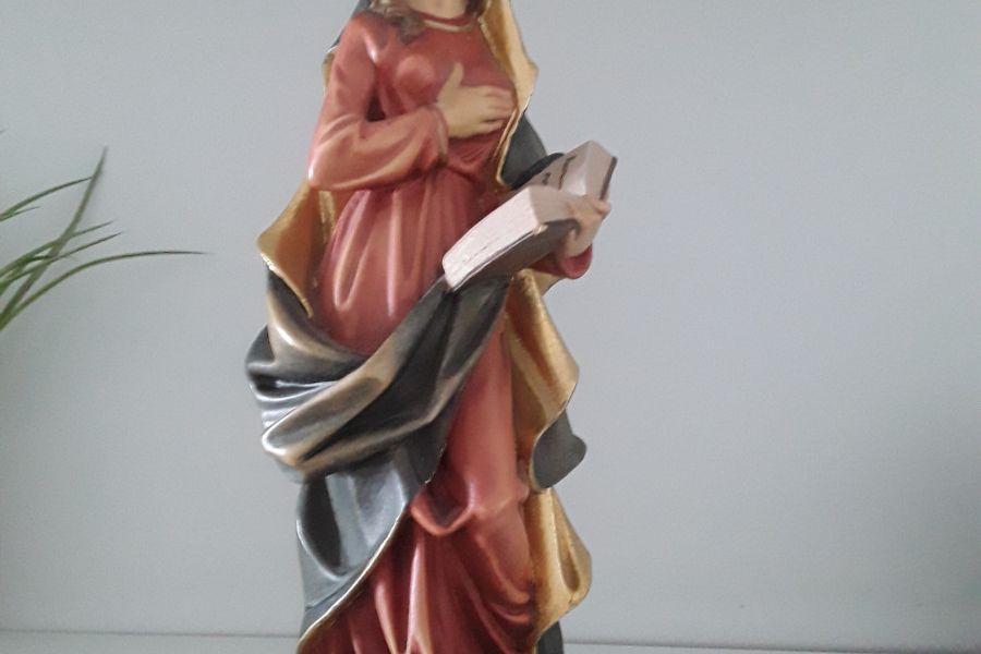 Handgeschnitzte Figur - Bild 2