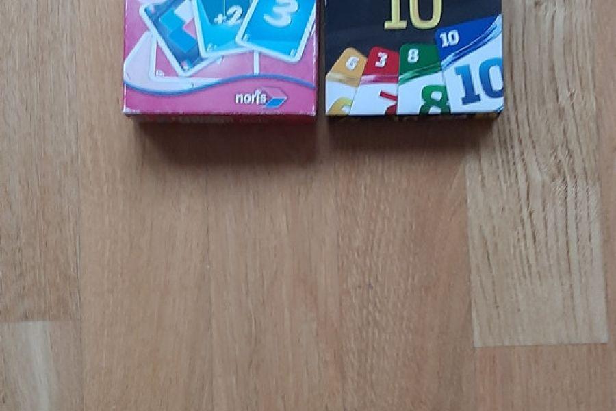 Verkaufe Kartenspiele - Bild 1