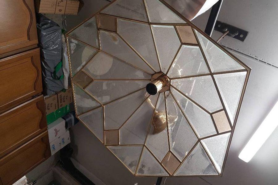 Lampenschirm - Bild 1