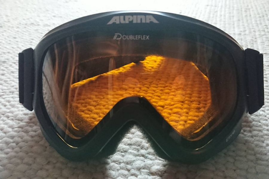 Verkaufe Ski-/Snowboardbrille / Vendo maschera da sci/snowboard - Bild 1