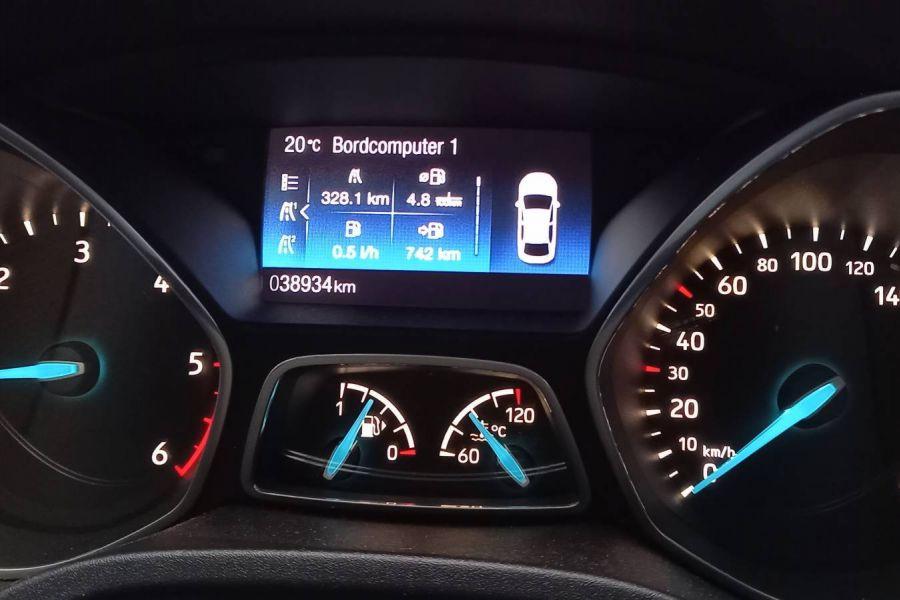 Ford Focus 5 Türig, 1.5 Turbo Diesel 120 Ps - Bild 3