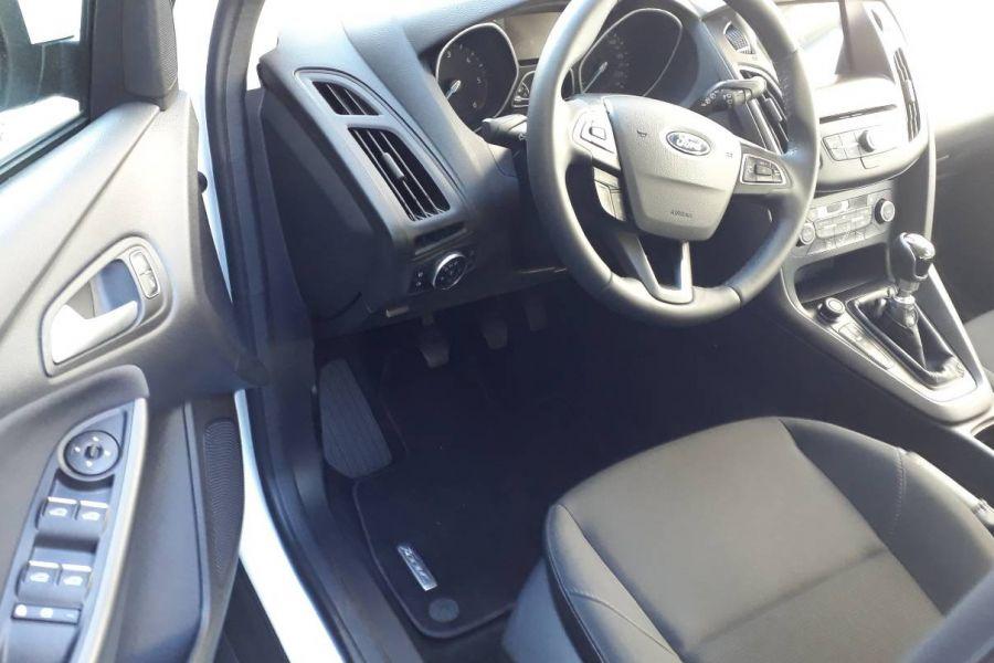Ford Focus 5 Türig, 1.5 Turbo Diesel 120 Ps - Bild 4