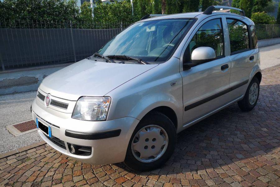 Fiat Panda 1.200 cc. Benzin, geeignet für Führerscheinneulinge - Bild 5