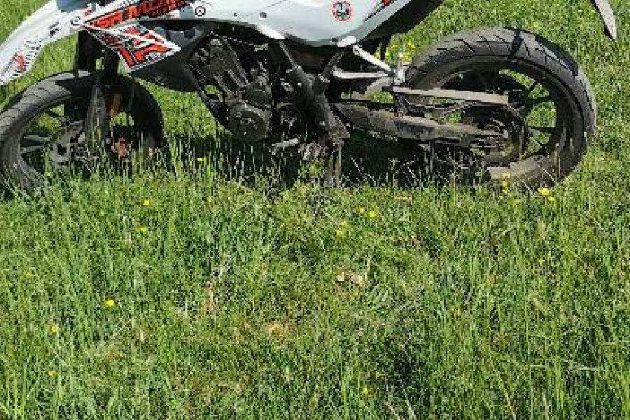 KSR Moto 125 ccm - Bild 2