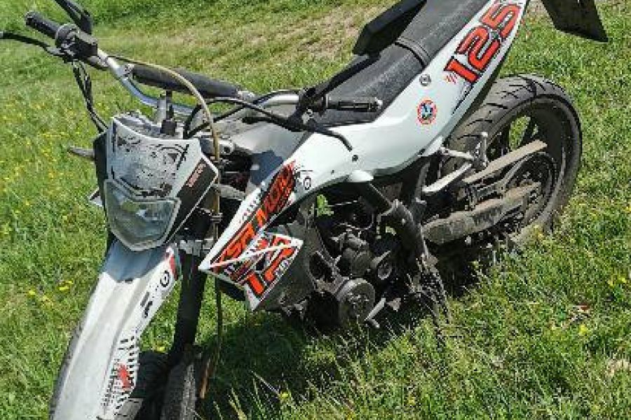 KSR Moto 125 ccm - Bild 3