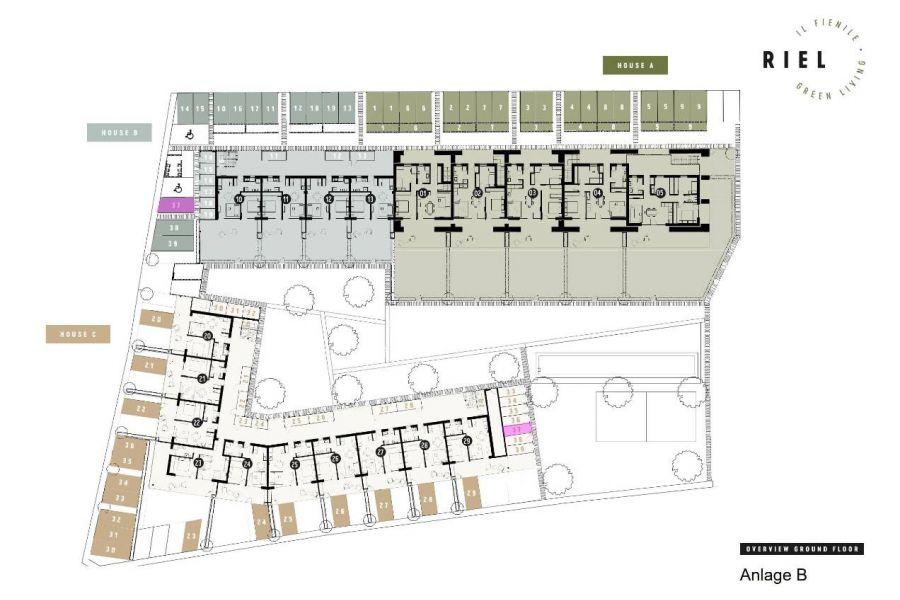 Neubauwohnung Campus Rielhof Grutzenweg - Bild 1